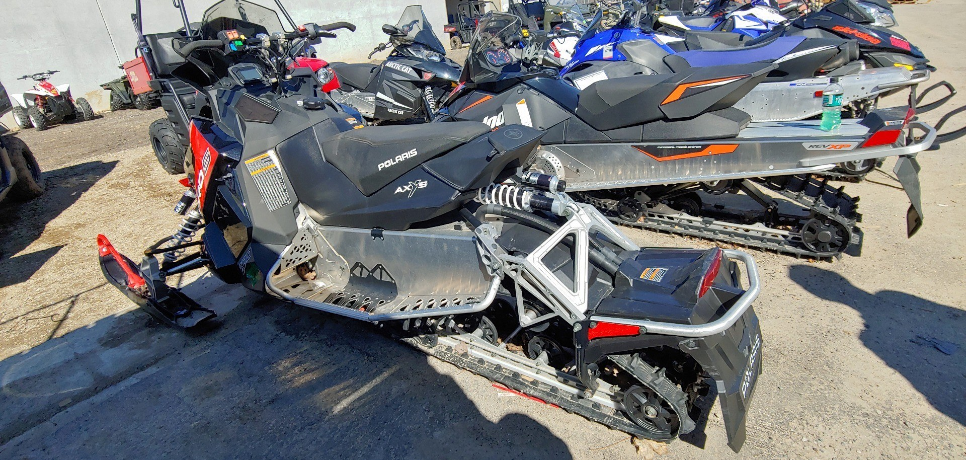 2016 Polaris 800 SWITCHBACK PRO-S in Dimondale, Michigan - Photo 1