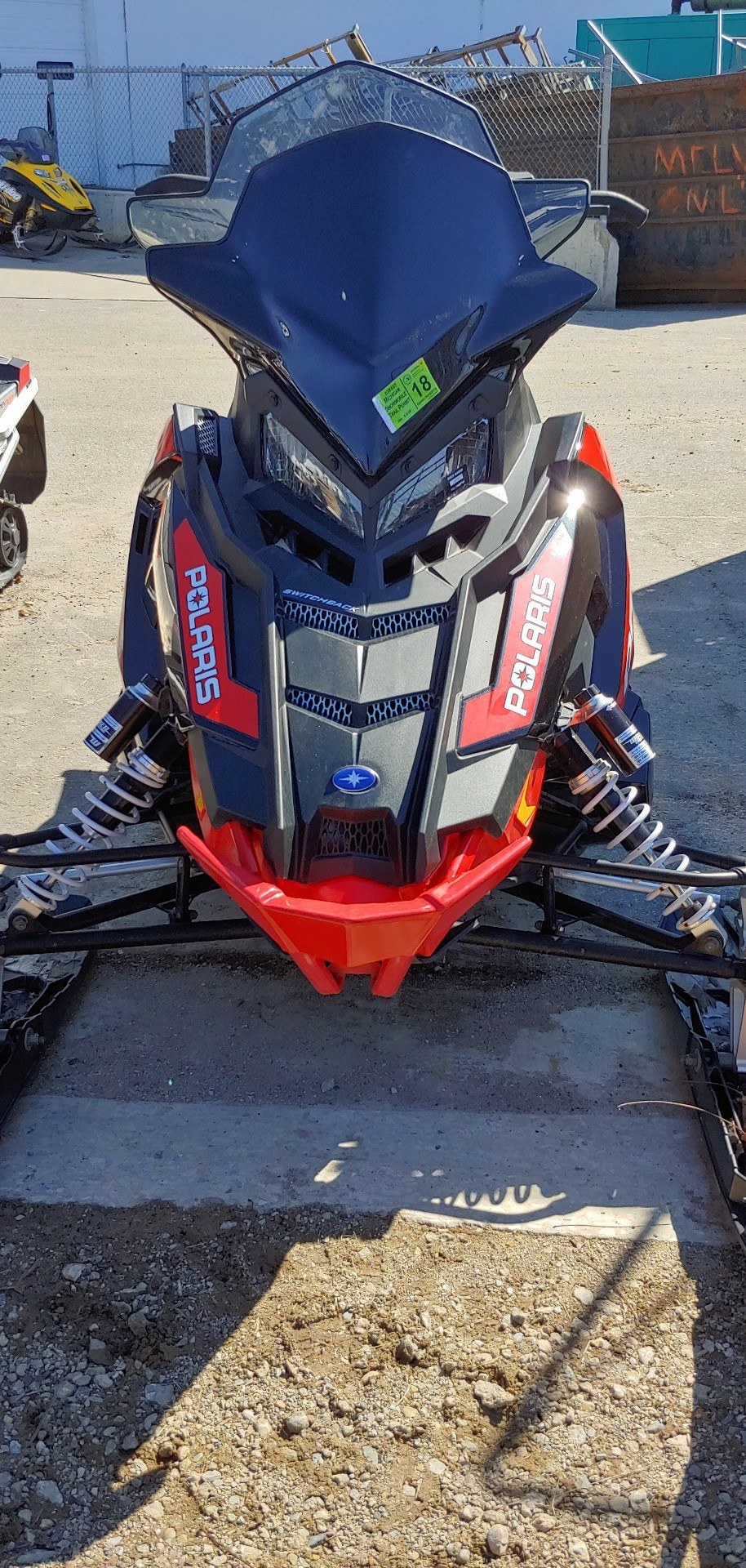 2016 Polaris 800 SWITCHBACK PRO-S in Dimondale, Michigan - Photo 3