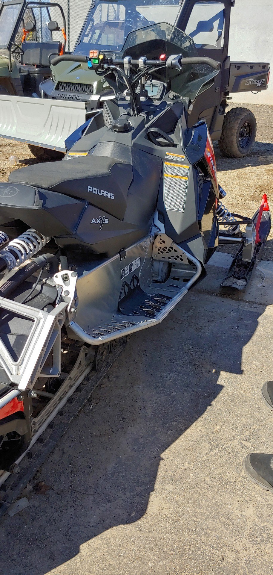 2016 Polaris 800 SWITCHBACK PRO-S in Dimondale, Michigan - Photo 2