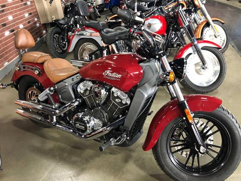 2015 Indian Scout in Dimondale, Michigan