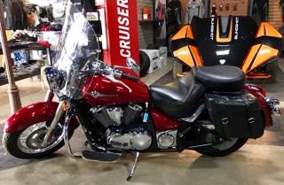 2007 Kawasaki Vulcan® 900 Classic in Dimondale, Michigan