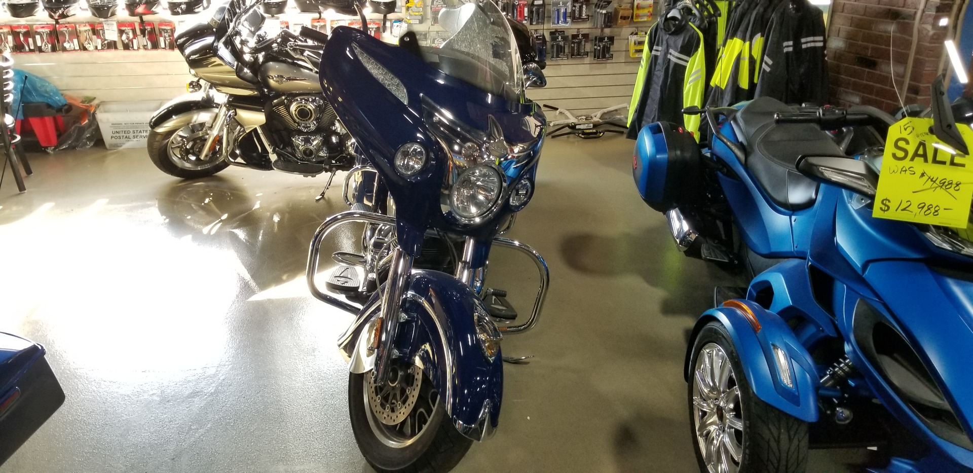 2014 Indian Chieftain™ in Dimondale, Michigan - Photo 1