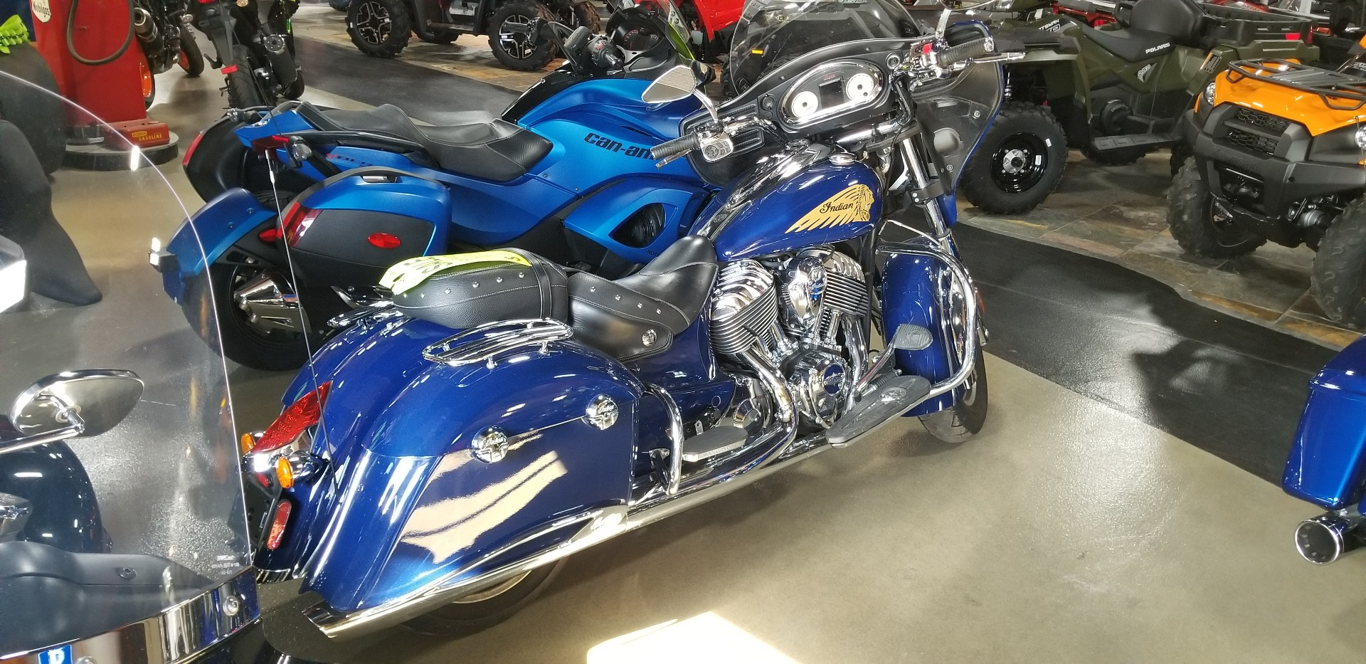 2014 Indian Chieftain™ in Dimondale, Michigan - Photo 4