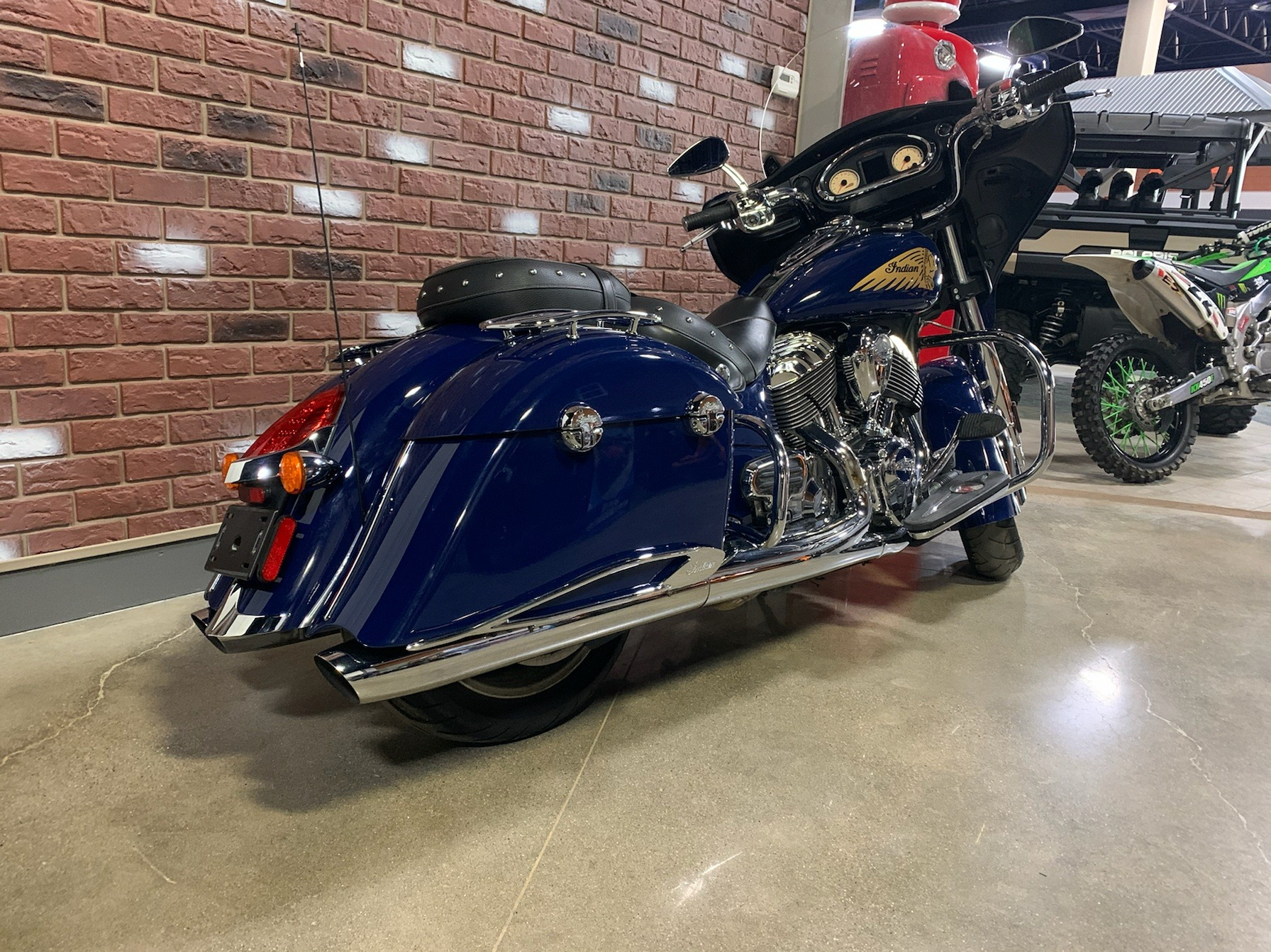 2014 Indian Chieftain™ in Dimondale, Michigan - Photo 3