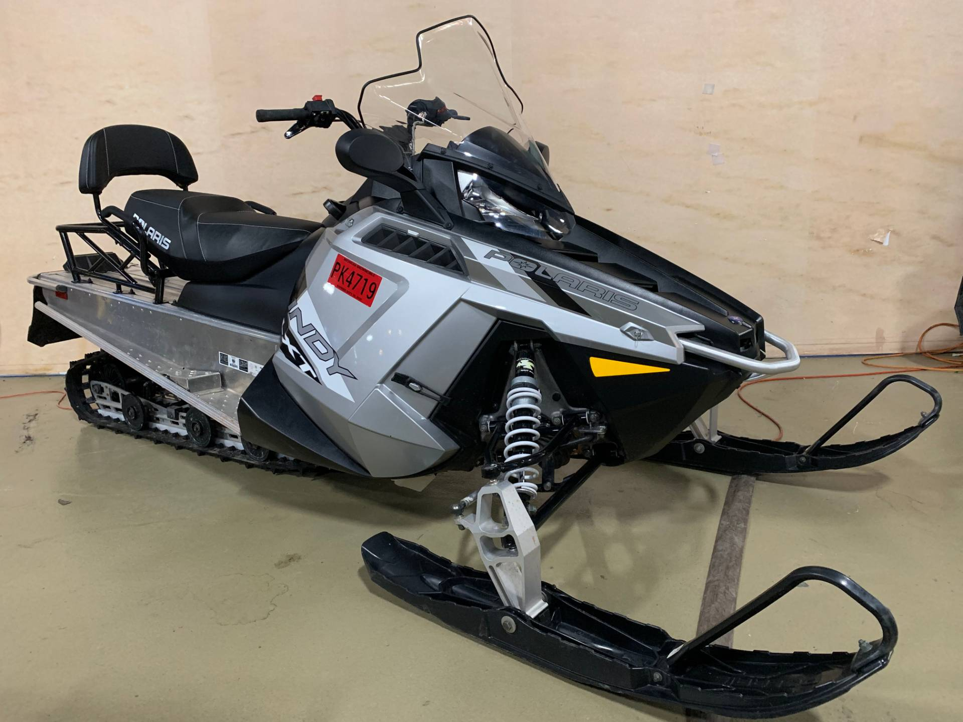 2018 Polaris 550 INDY LXT 144 for sale 1298