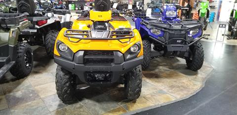 2020 Kawasaki Brute Force 750 4x4i EPS in Dimondale, Michigan