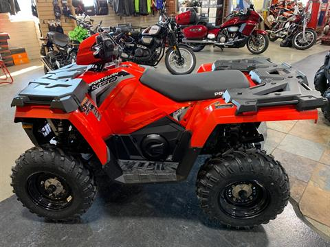2019 Polaris Sportsman 450 H.O. in Dimondale, Michigan - Photo 1