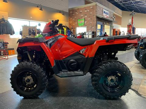 2019 Polaris Sportsman 450 H.O. in Dimondale, Michigan - Photo 2