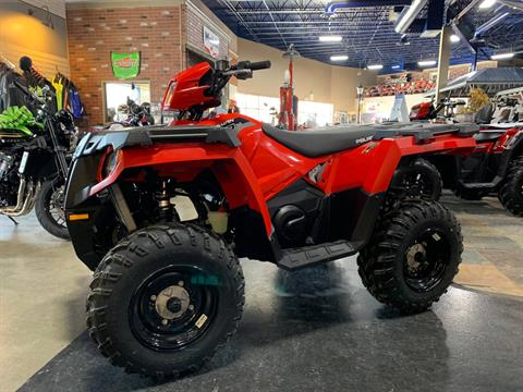 2019 Polaris Sportsman 450 H.O. in Dimondale, Michigan - Photo 3
