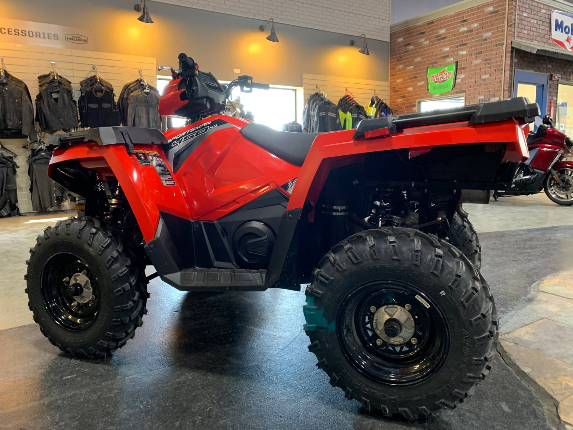 2019 Polaris Sportsman 450 H.O. in Dimondale, Michigan - Photo 4