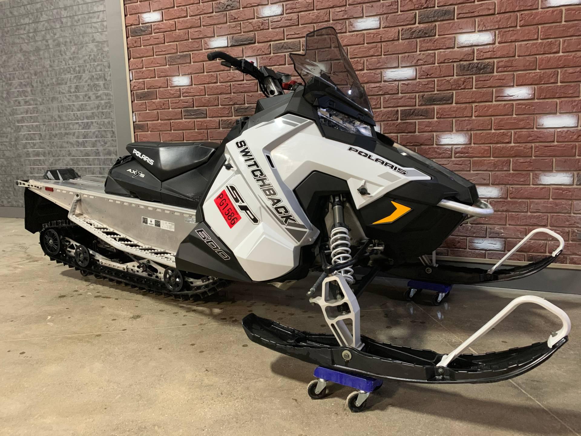 2018 Polaris 600 Switchback SP 144 ES for sale 3938