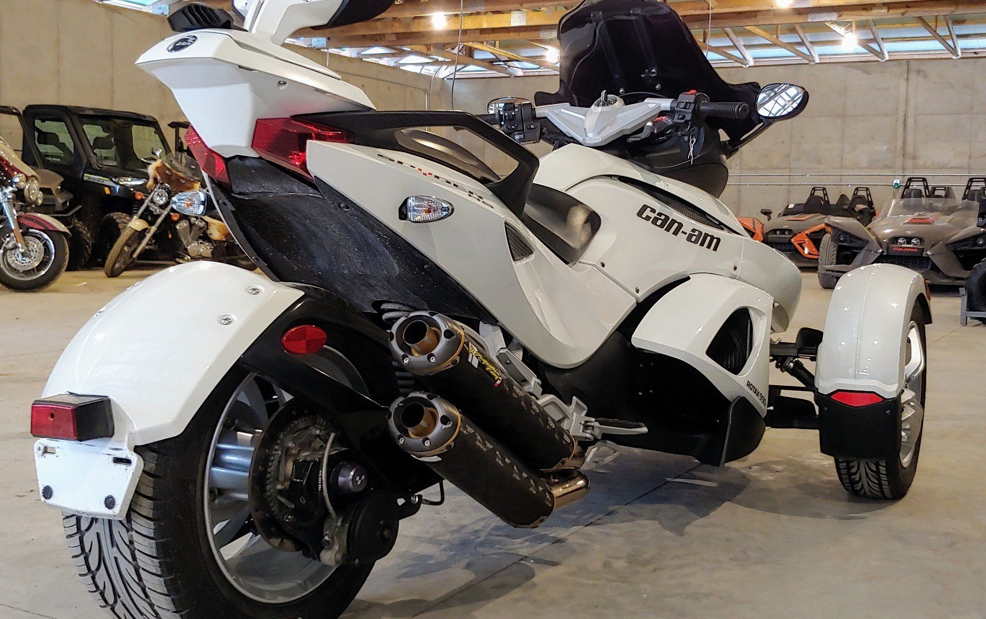 2011 Can-Am Spyder RS SES in Dimondale, Michigan - Photo 1