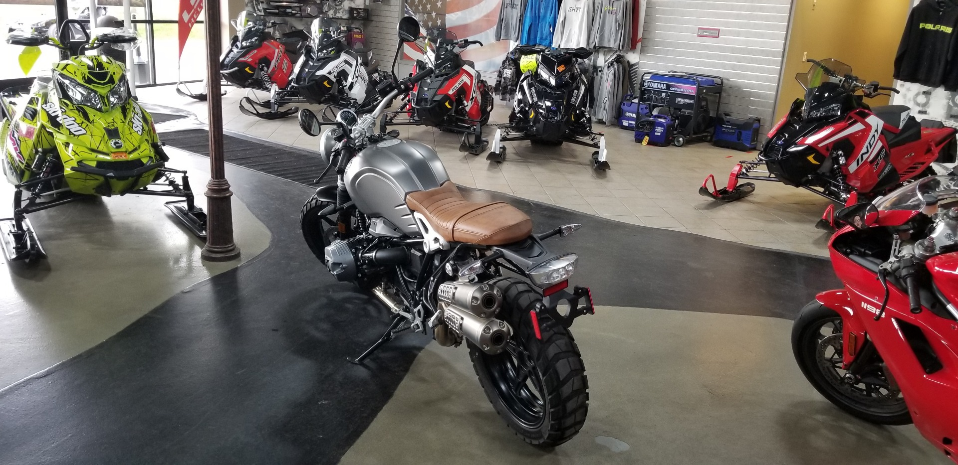 2018 BMW R nineT Scrambler in Dimondale, Michigan - Photo 6
