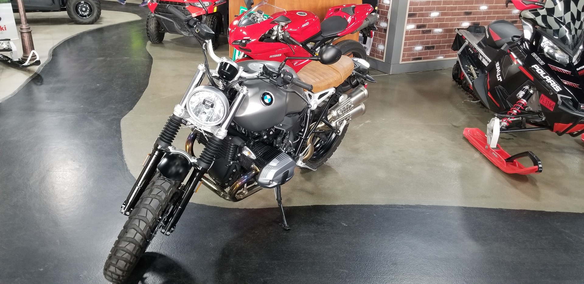 2018 BMW R nineT Scrambler in Dimondale, Michigan - Photo 8