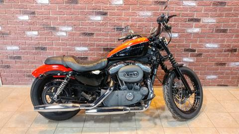 2009 Harley-Davidson Sportster® 1200 Nightster® in Dimondale, Michigan