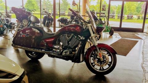 2010 Victory Cross Roads™ in Dimondale, Michigan
