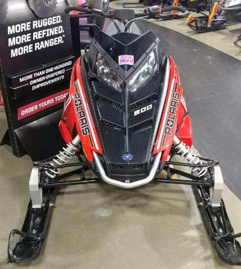 2015 Polaris 800 Indy® SP in Dimondale, Michigan