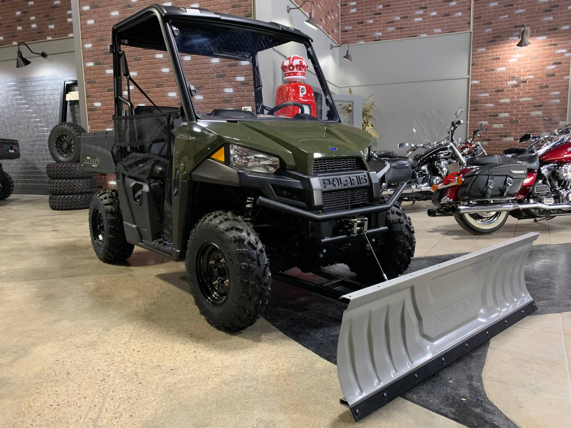 2019 Polaris Ranger 570 in Dimondale, Michigan - Photo 1