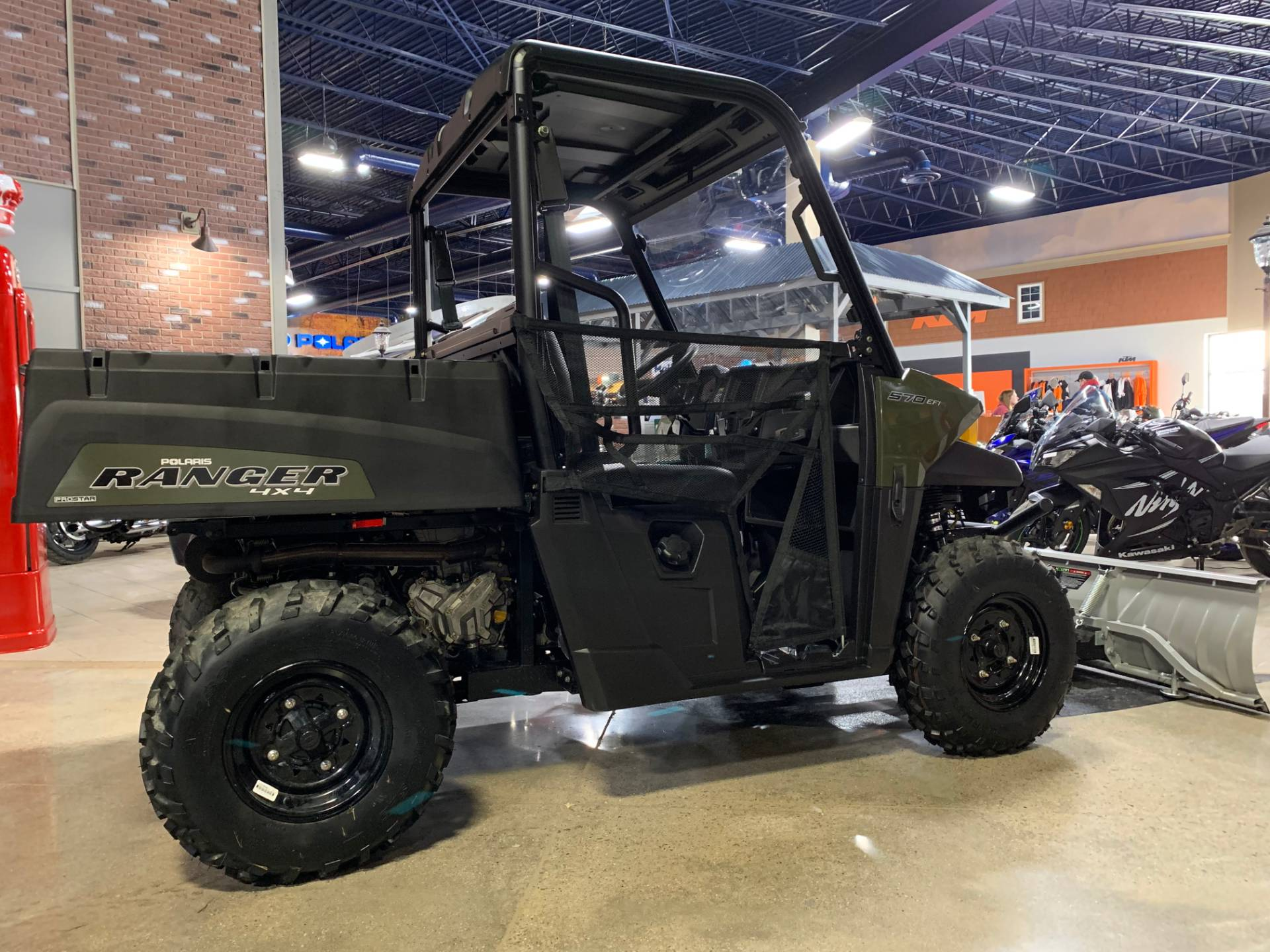2019 Polaris Ranger 570 in Dimondale, Michigan - Photo 4