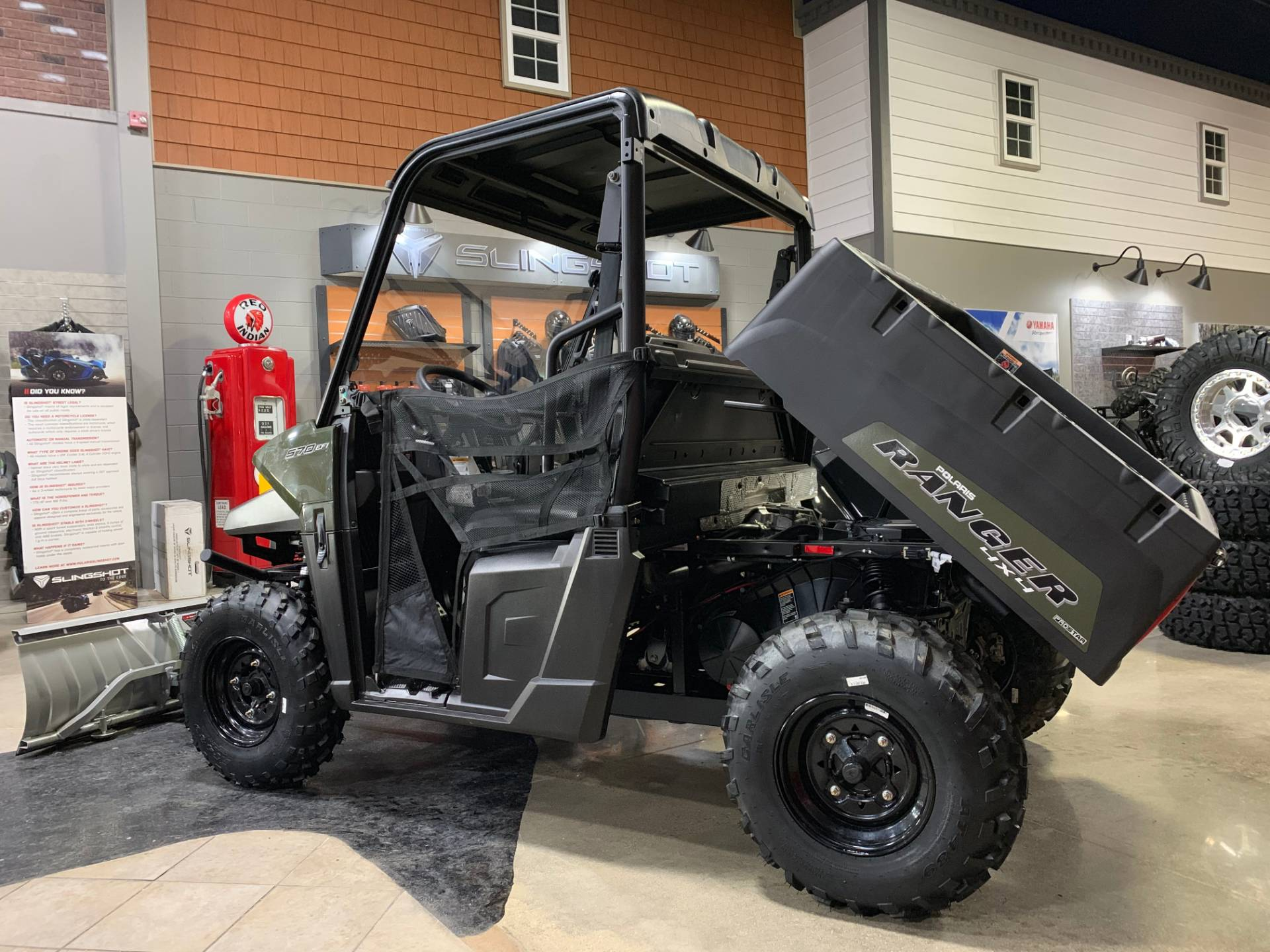 2019 Polaris Ranger 570 in Dimondale, Michigan - Photo 5
