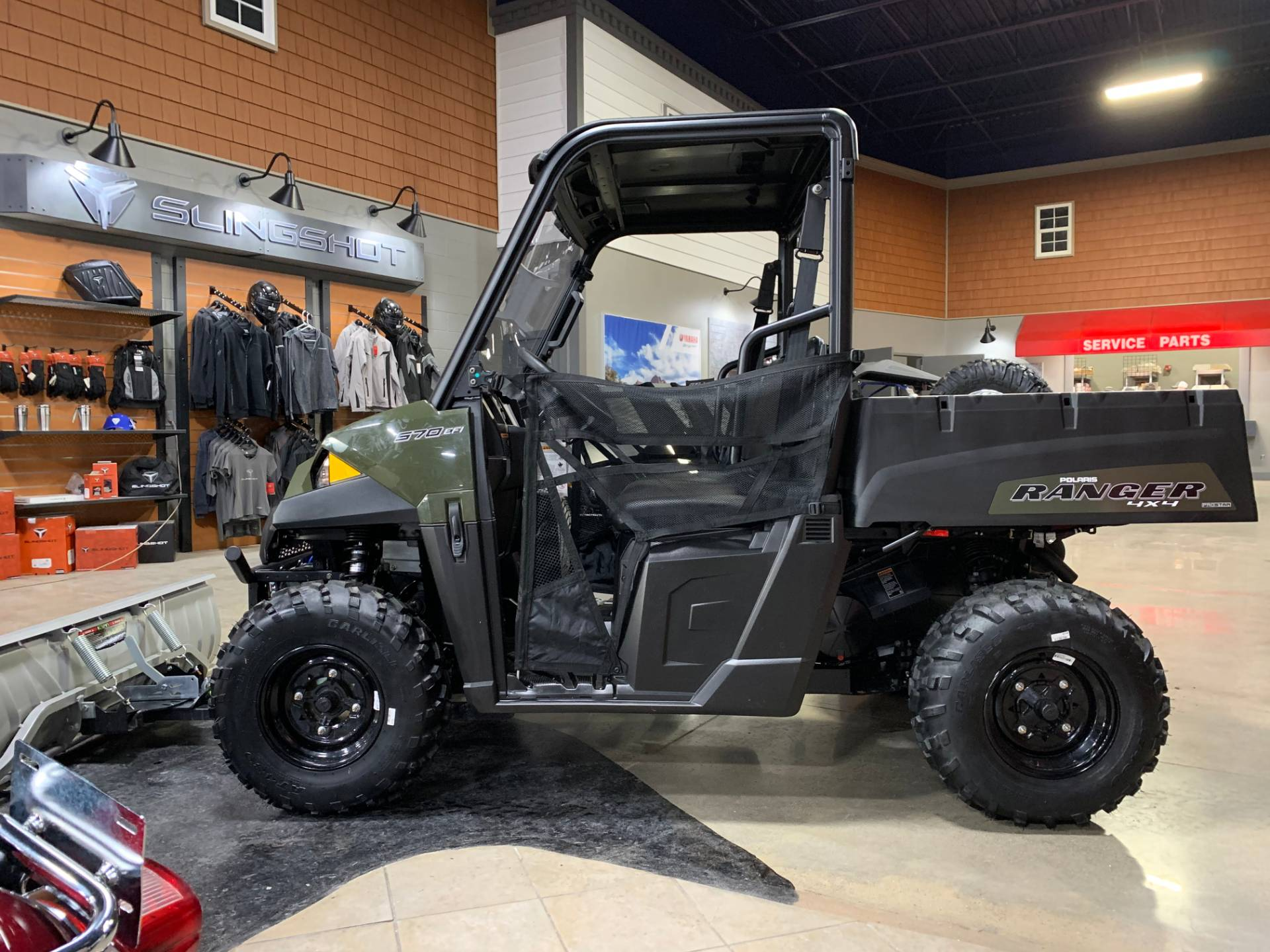 2019 Polaris Ranger 570 in Dimondale, Michigan - Photo 6