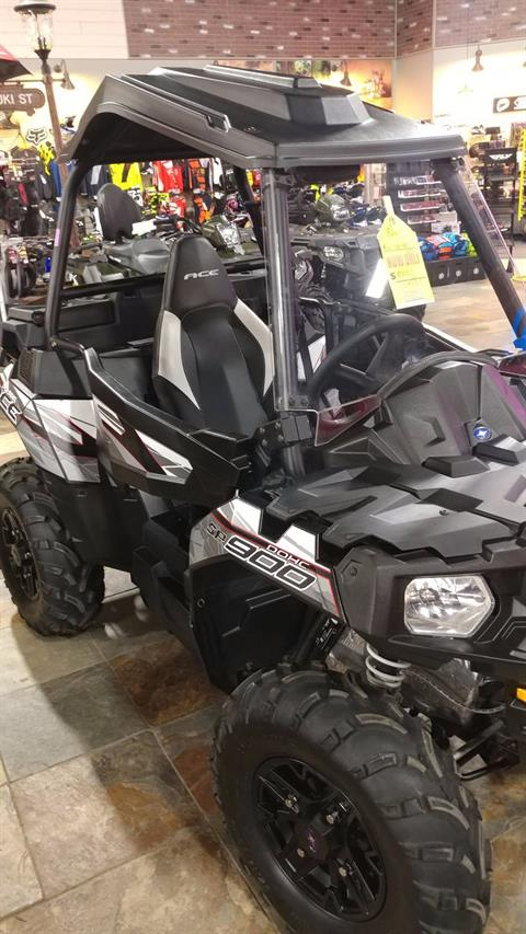 2016 Polaris ACE 900 SP in Dimondale, Michigan