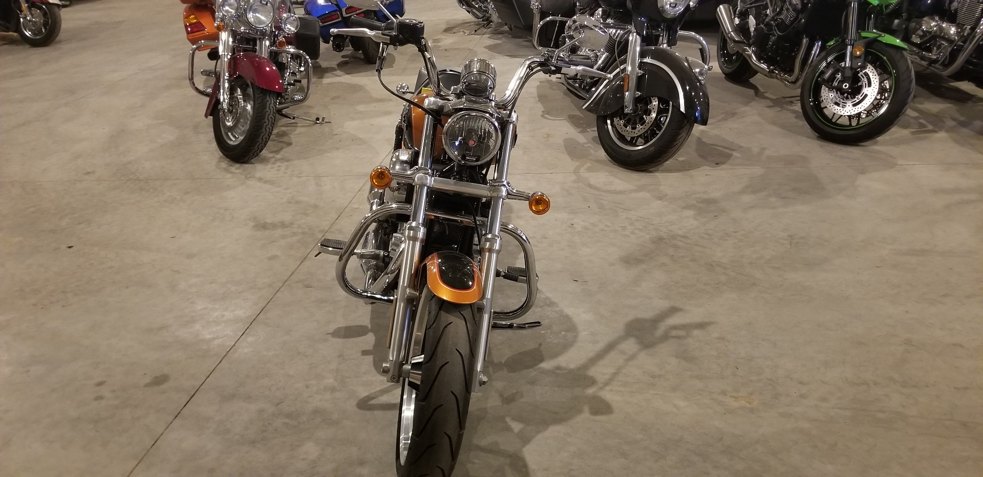 2015 Harley-Davidson SuperLow® 1200T in Dimondale, Michigan - Photo 1