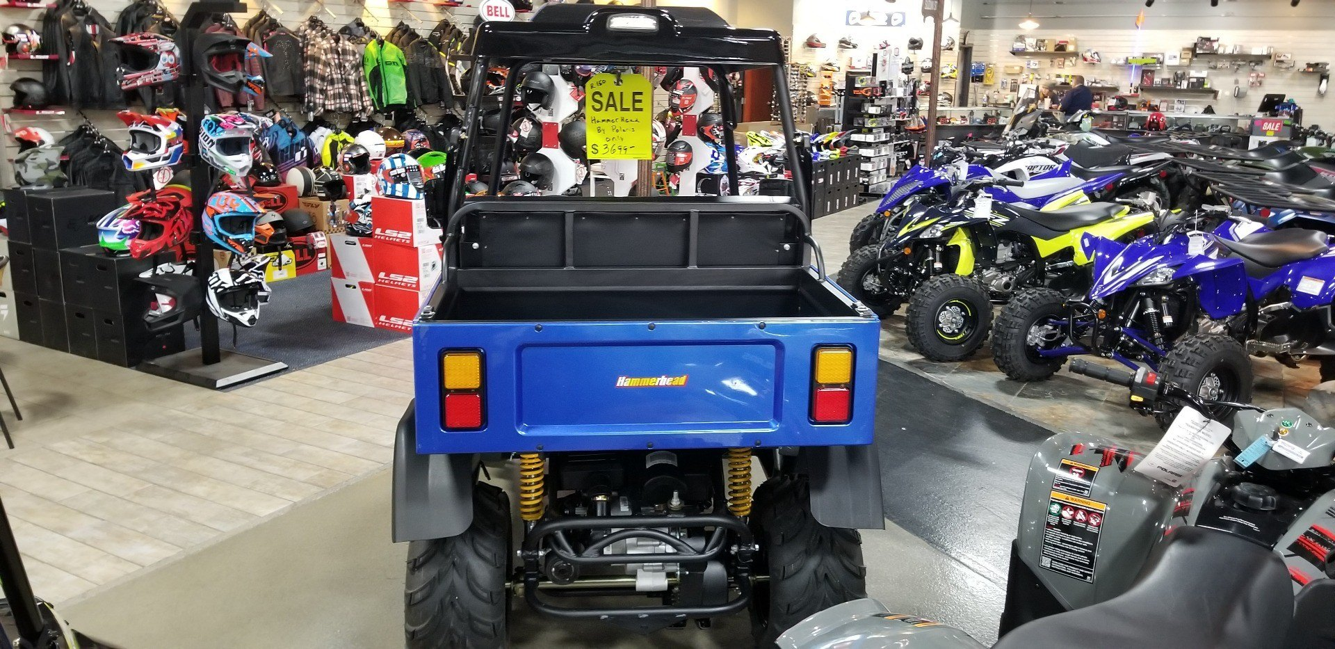 2019 Hammerhead Off-Road R-150 in Dimondale, Michigan - Photo 5