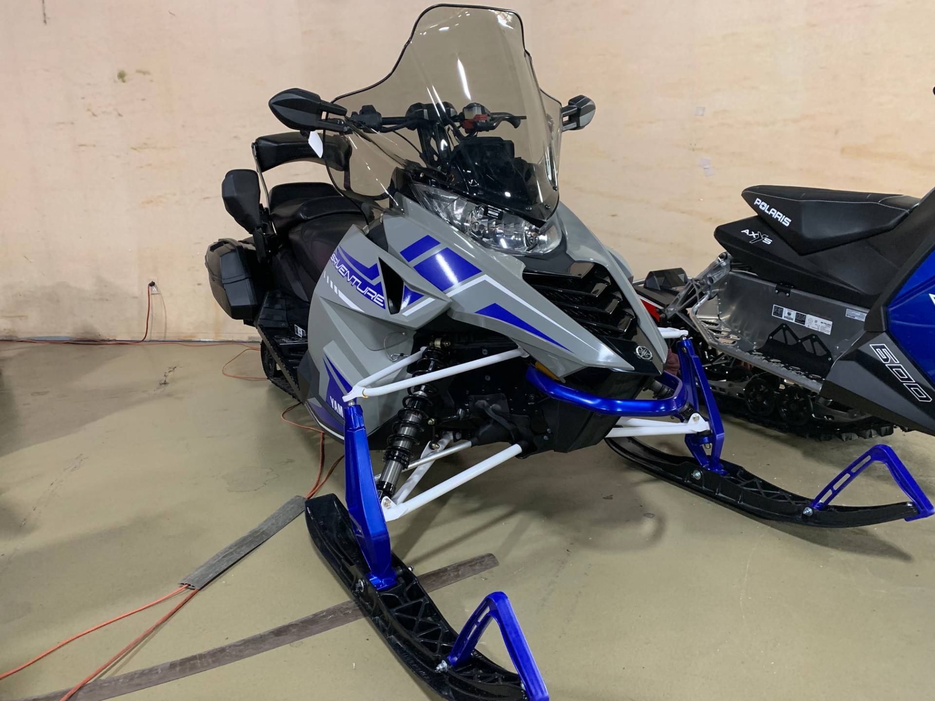 2018 Yamaha SRVenture DX in Dimondale, Michigan - Photo 3