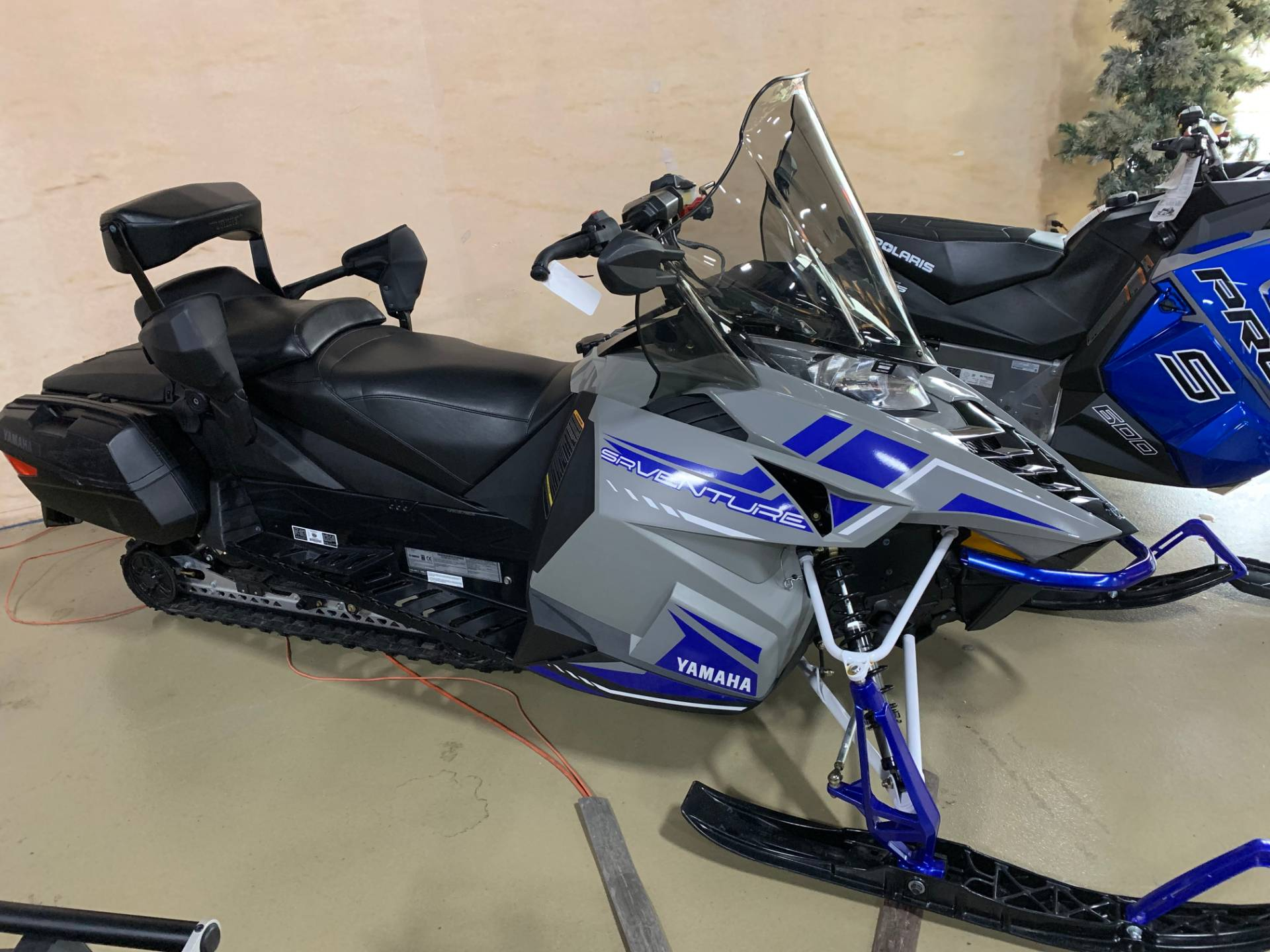 2018 Yamaha SRVenture DX in Dimondale, Michigan - Photo 2
