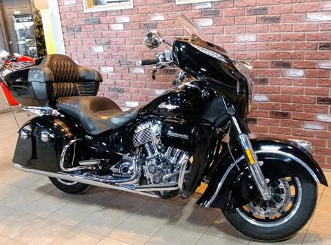2017 Indian Roadmaster® in Dimondale, Michigan
