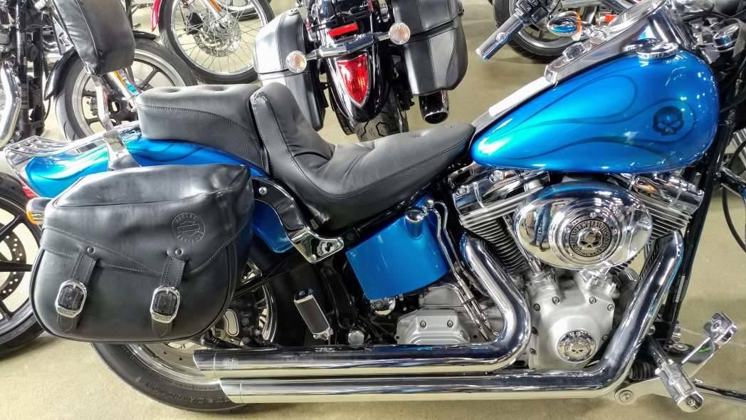 2002 Harley-Davidson FXST/FXSTI Softail®  Standard in Dimondale, Michigan