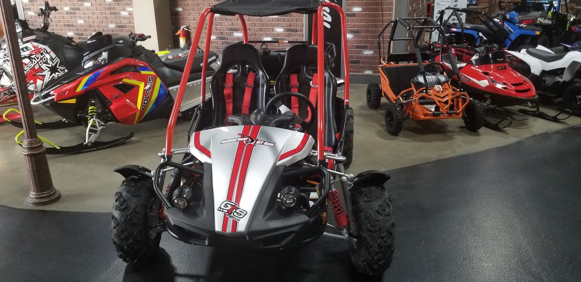2019 Hammerhead Off-Road GTS Platinum in Dimondale, Michigan - Photo 1