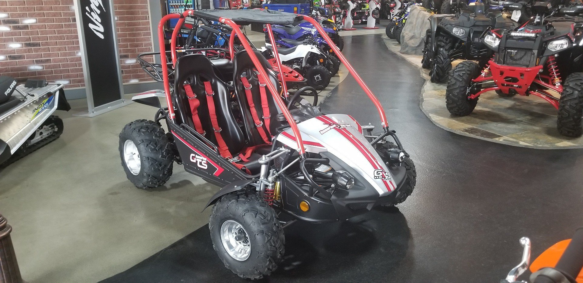2019 Hammerhead Off-Road GTS Platinum in Dimondale, Michigan - Photo 8