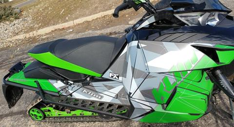 2015 Arctic Cat ZR 9000 El Tigre in Dimondale, Michigan - Photo 3