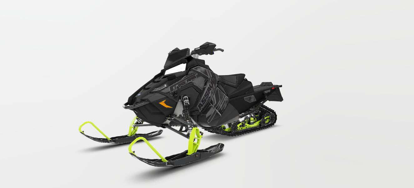 2021 Polaris 850 Switchback Assault 144 in Dimondale, Michigan - Photo 8