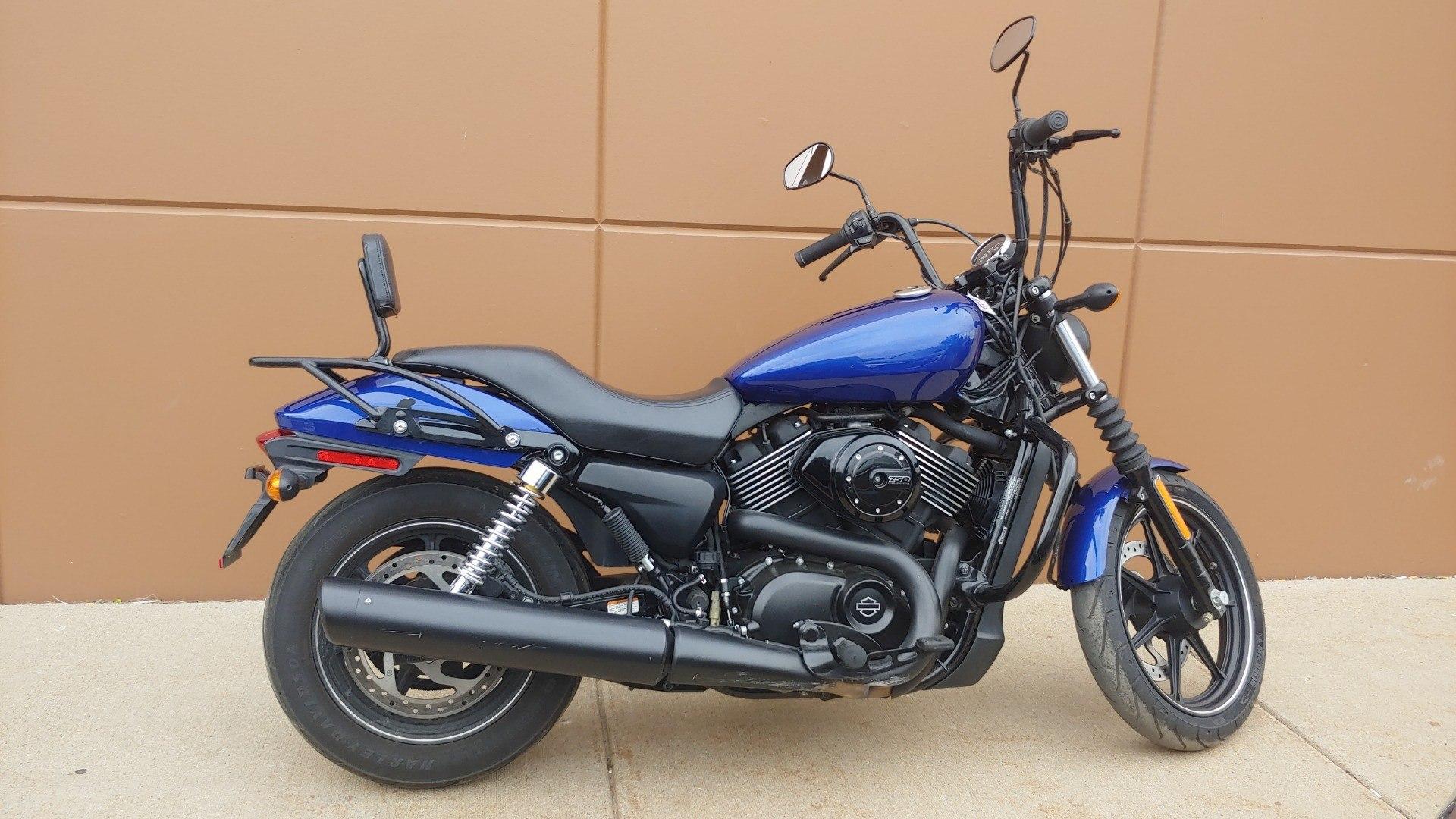 Harley Davidson Michigan >> 2016 Harley Davidson Street 750 Motorcycles For Sale In Lansing Mi