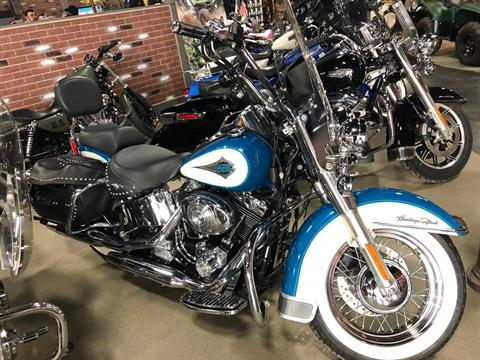 2001 Harley-Davidson Heritage Softail in Dimondale, Michigan
