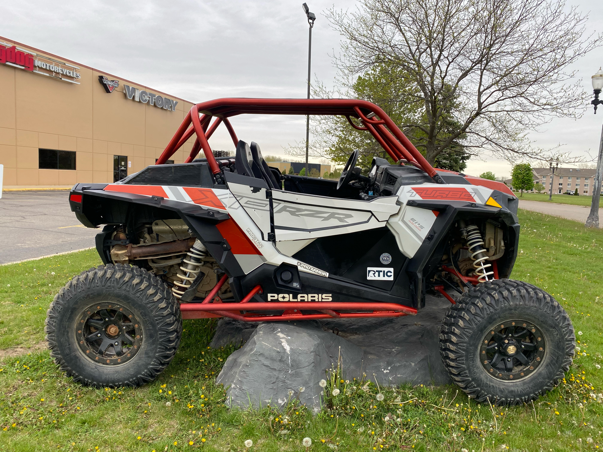 2019 Polaris RZR XP Turbo in Dimondale, Michigan - Photo 1