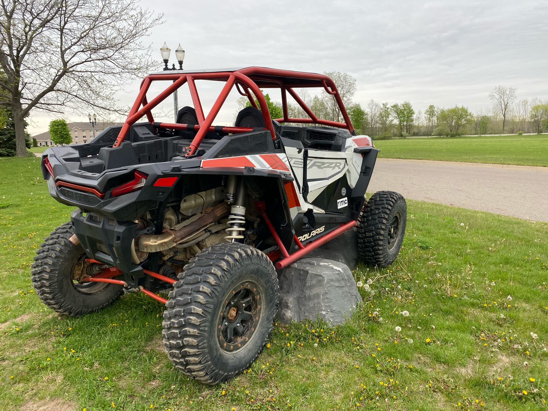 2019 Polaris RZR XP Turbo in Dimondale, Michigan - Photo 3