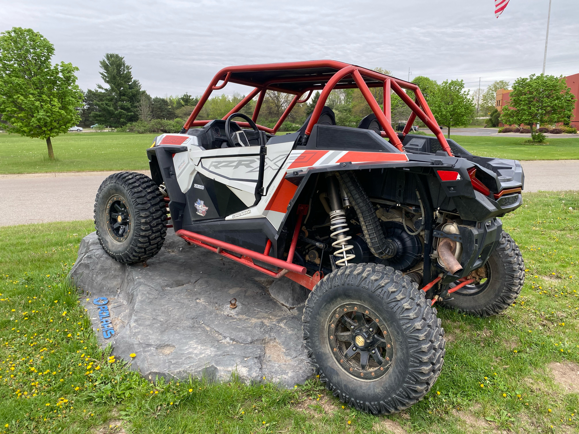 2019 Polaris RZR XP Turbo in Dimondale, Michigan - Photo 4