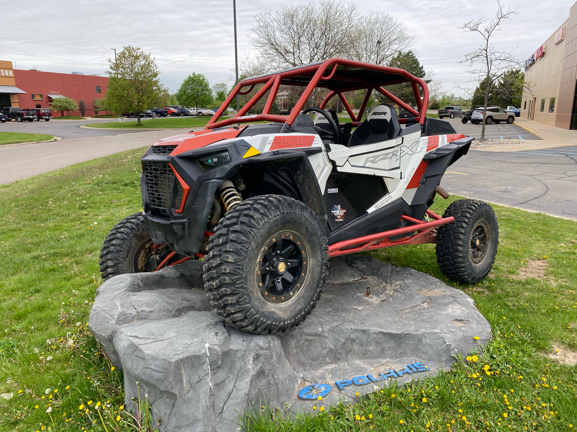 2019 Polaris RZR XP Turbo in Dimondale, Michigan - Photo 5