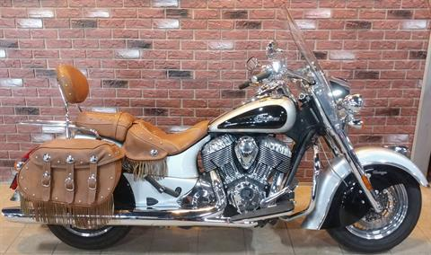 2015 Indian Chief® Vintage in Dimondale, Michigan
