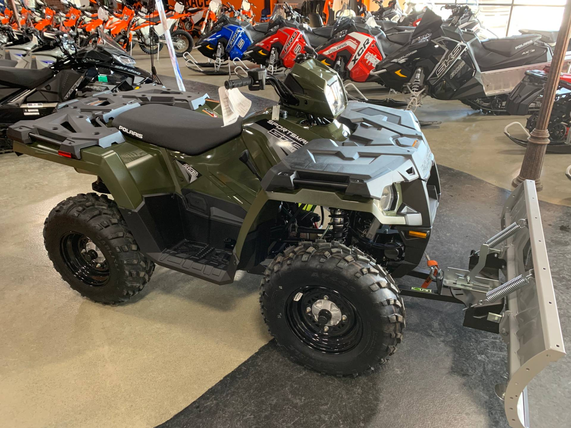 2018 Polaris Sportsman 570 in Dimondale, Michigan - Photo 1