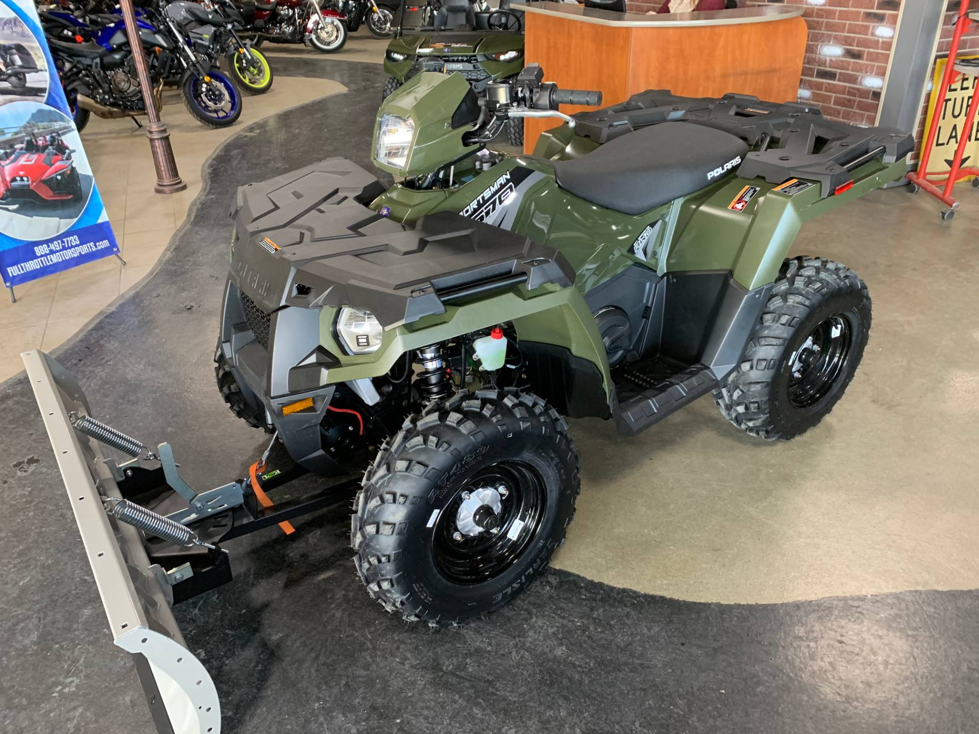 2018 Polaris Sportsman 570 in Dimondale, Michigan - Photo 6