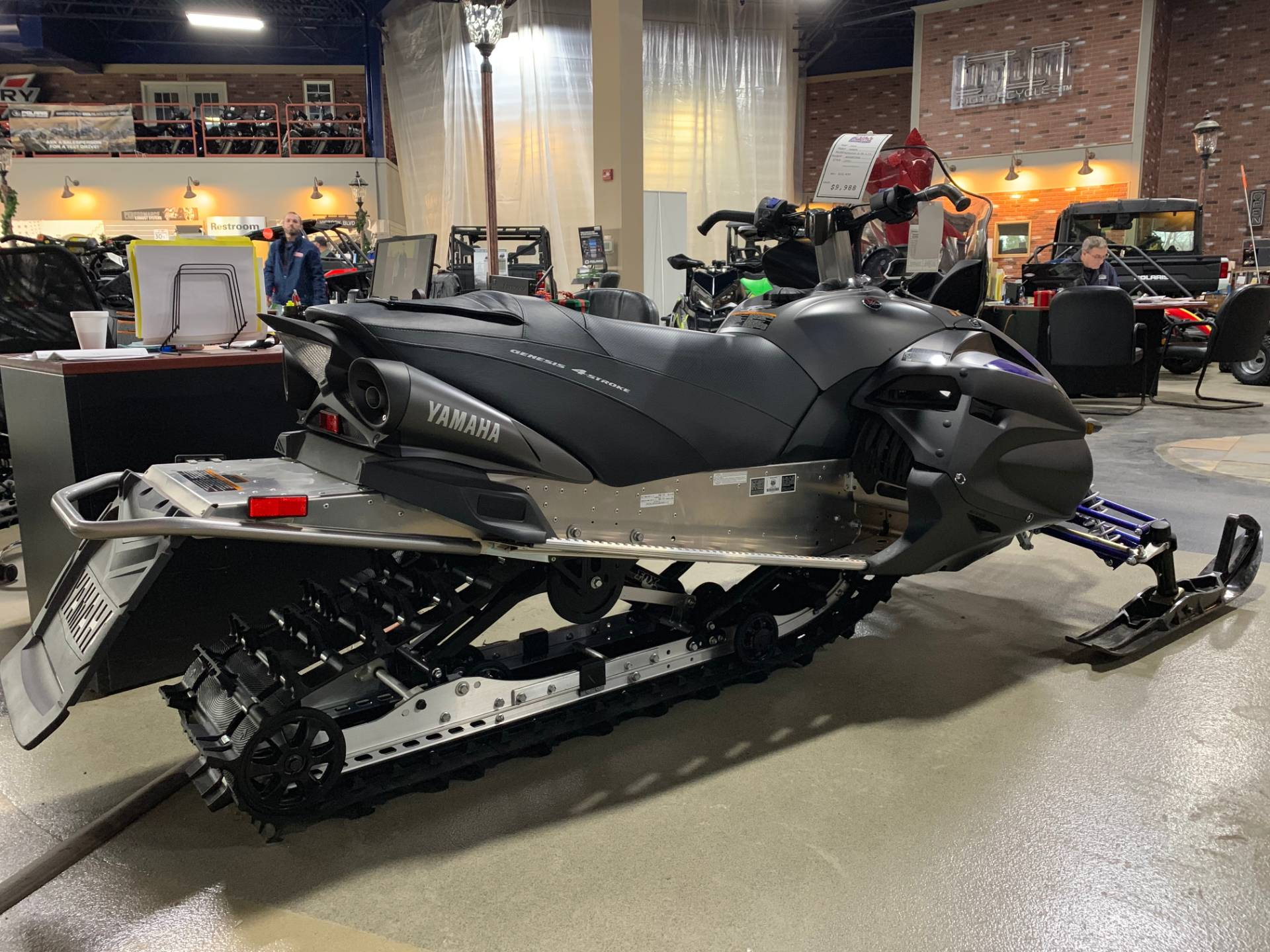 2016 Yamaha RS Vector X-TX 1.75 in Dimondale, Michigan