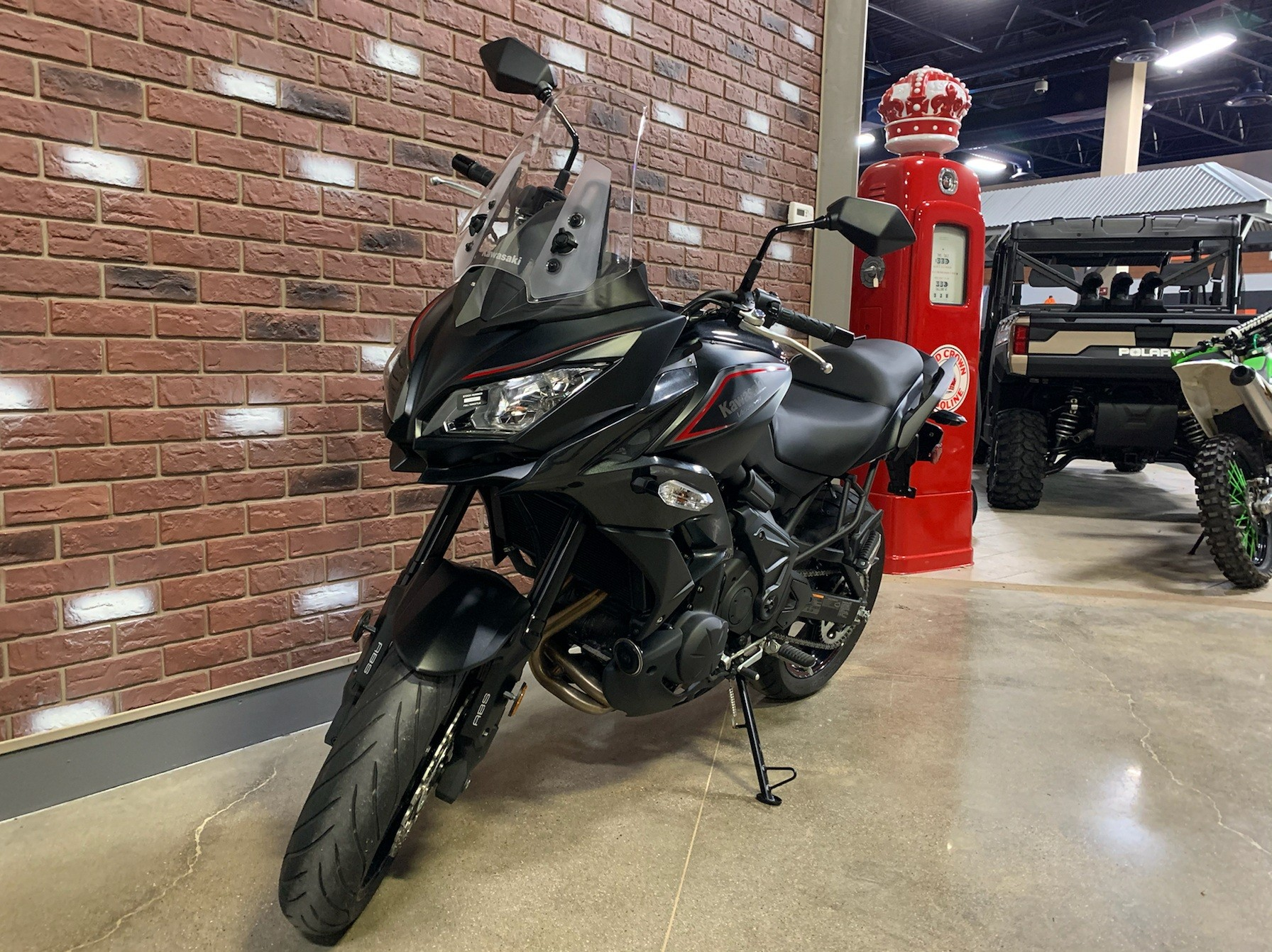 2018 Kawasaki Versys 650 ABS in Dimondale, Michigan - Photo 4