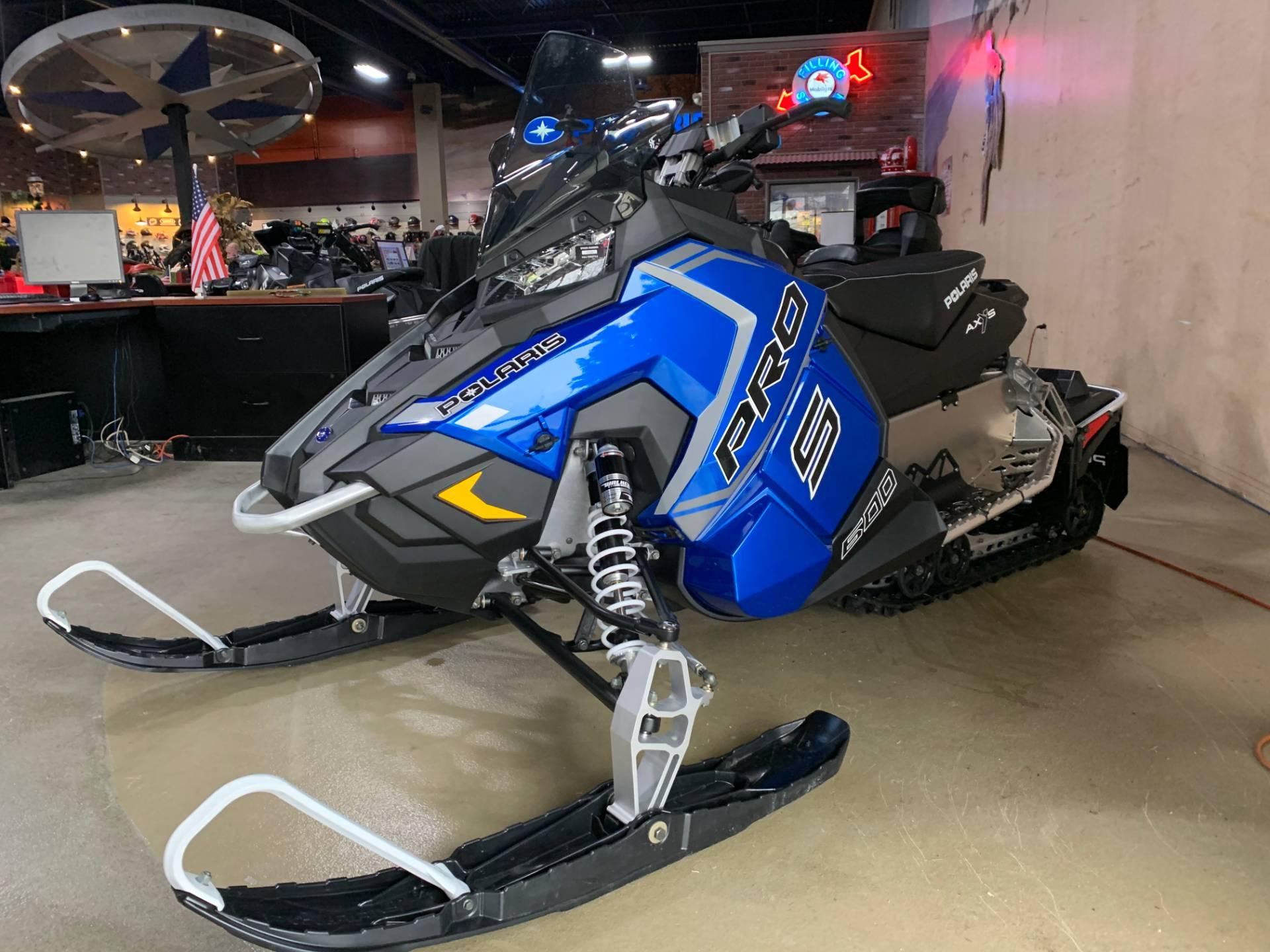 2018 Polaris 600 RUSH PRO-S for sale 1787