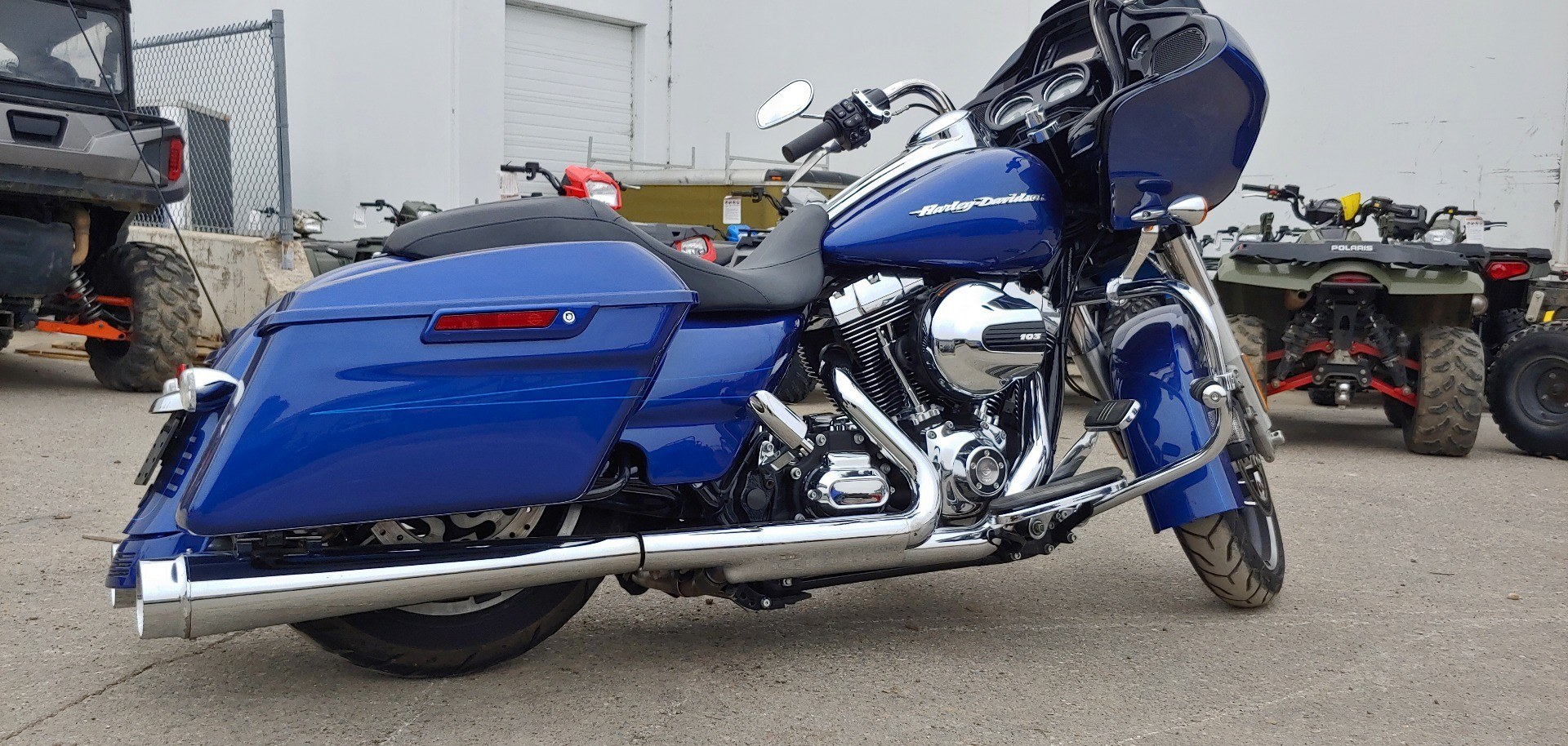 Harley Davidson Michigan >> 2015 Harley Davidson Road Glide Special Motorcycles For Sale In