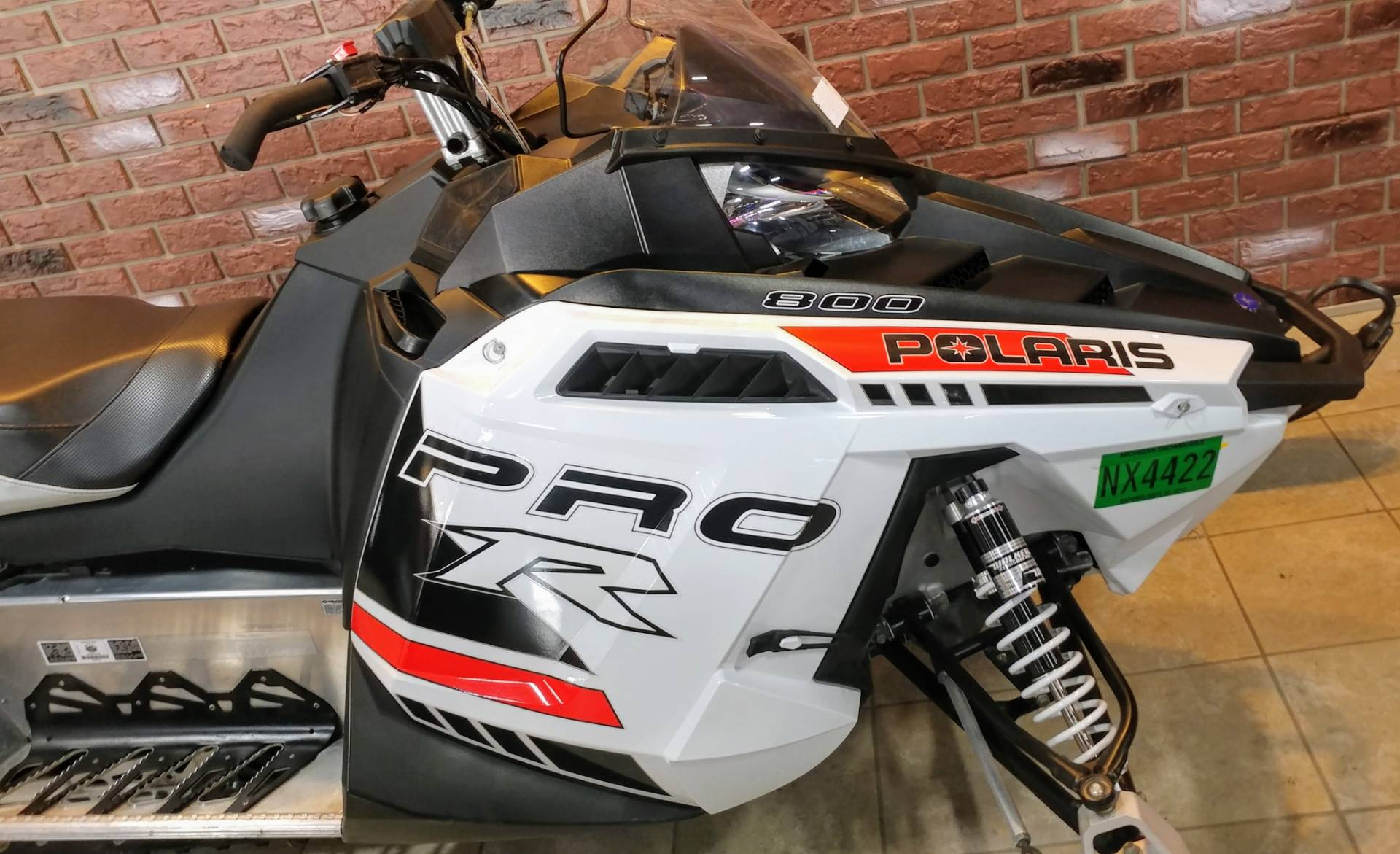 2014 Polaris 800 Rush® PRO-R Snowmobiles for Sale in Lansing, MI ...